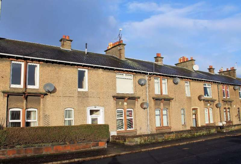 1 Bedroom Flat for sale in West Sanquhar Road, Ayr KA8