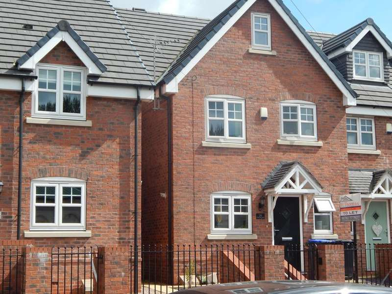 4 Bedrooms Mews House for rent in Uttoxeter road, blythe bridge st11