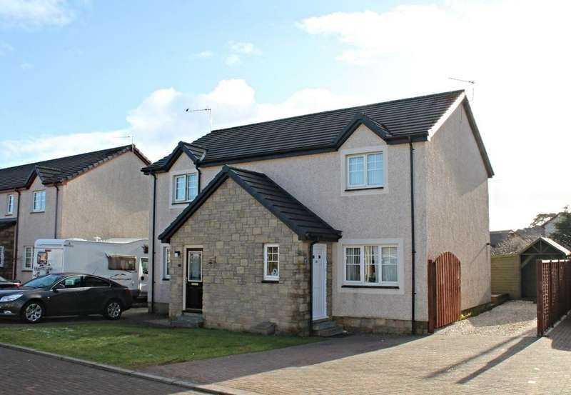 2 Bedrooms Semi Detached House for sale in Doonvale Avenue, Dalrymple KA6