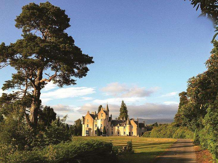 15 Bedrooms Castle Character Property for sale in Dall Estate, Perth and Kinross, Rannoch ph17