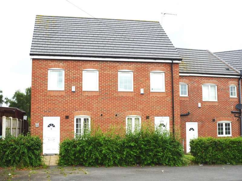 2 Bedrooms Semi Detached House for sale in Minshull New Rd, Crewe