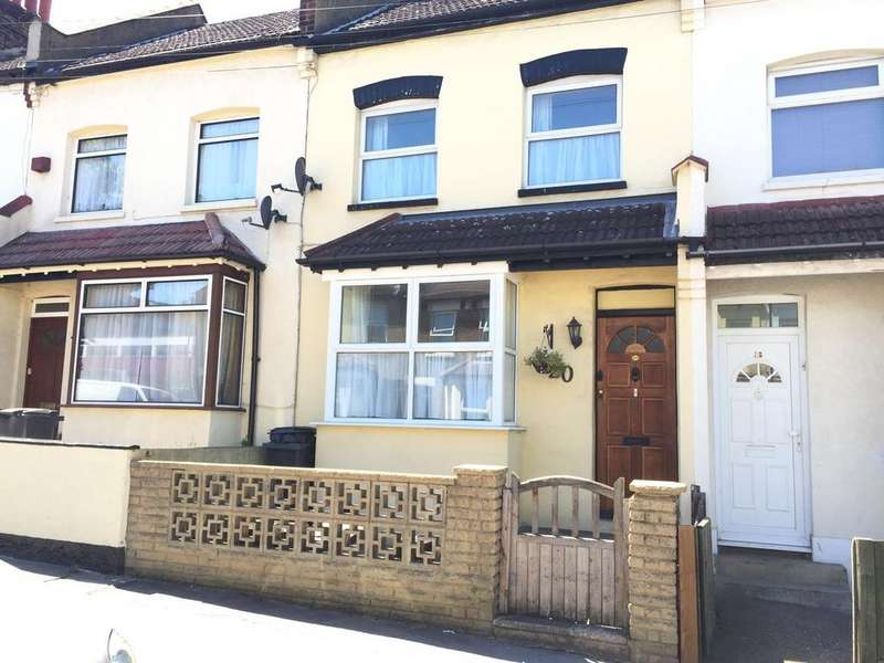 2 Bedrooms Terraced House for sale in Denmark Road, South Norwood, London SE25