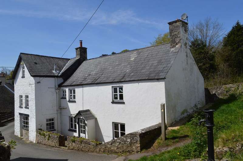 5 Bedrooms Detached House for sale in Piccadilly, Llanblethian CF71