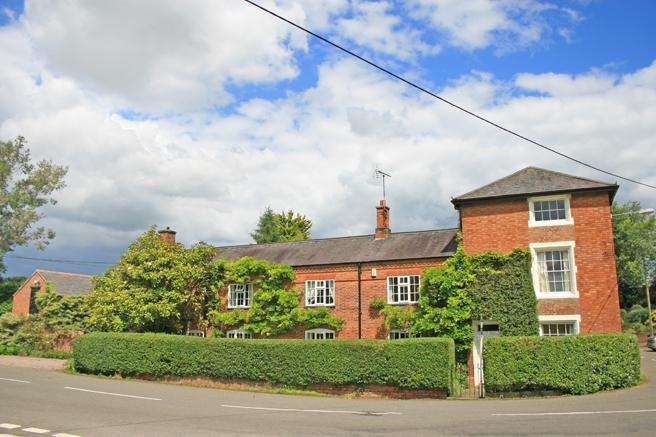 7 Bedrooms Country House Character Property for sale in Home Farm, Hoby Road, Ragdale, Leicestershire LE14 3PE