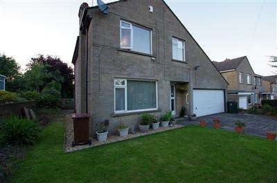 4 Bedrooms Detached House for sale in HEATON PARK DRIVE, BRADFORD BD9