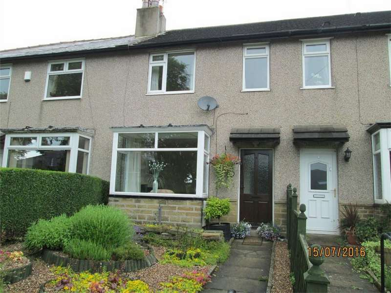 3 Bedrooms Terraced House for sale in Kaye Lane, Almondbury, HUDDERSFIELD, West Yorkshire