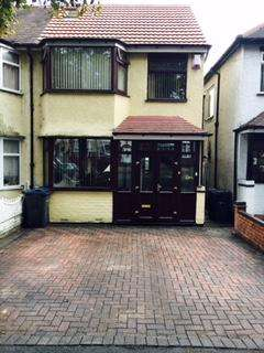 4 Bedrooms Semi Detached House for sale in Cateswell Road, Sparkhill, Birmingham B11