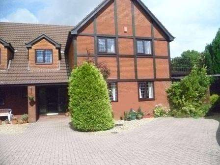 5 Bedrooms Detached House for sale in 4 The Paddocks, Groesfaen, Pontyclun CF72