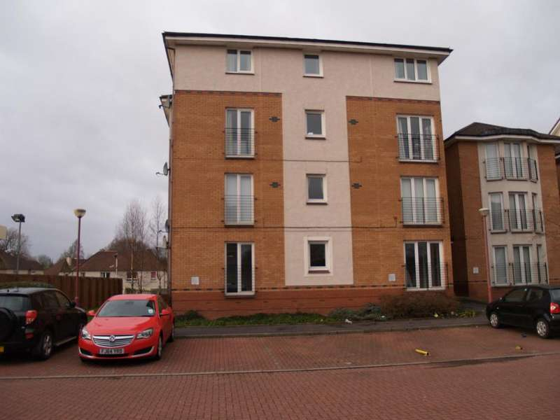 2 Bedrooms Flat for sale in St Andrew's Drive, Coatbridge ML5