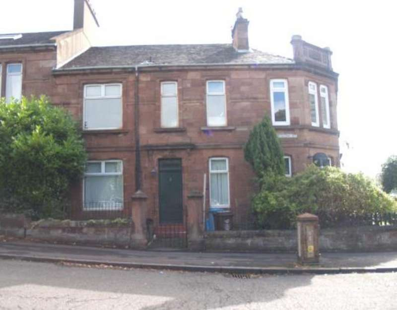 2 Bedrooms Flat for sale in Coatbridge ML5
