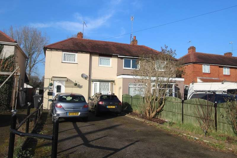 3 Bedrooms Semi Detached House for sale in Beoley Road East, REDDITCH, B98