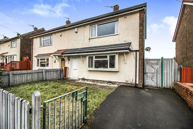 2 Bedrooms Property for sale in Carrfield Avenue, Little Hulton, Manchester, M38