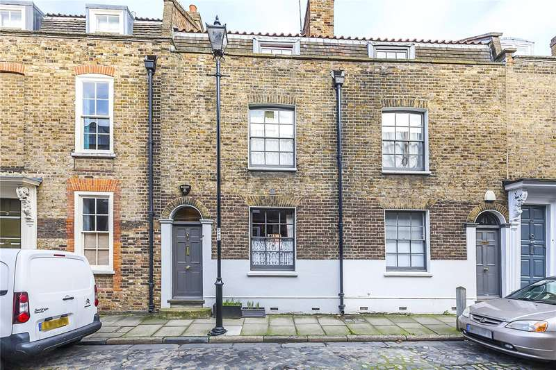 3 Bedrooms Terraced House for sale in Albury Street, London, SE8