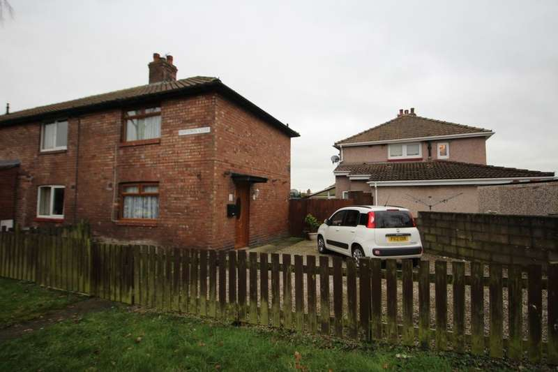 2 Bedrooms Property for sale in Newtown Close, Carlisle, CA2