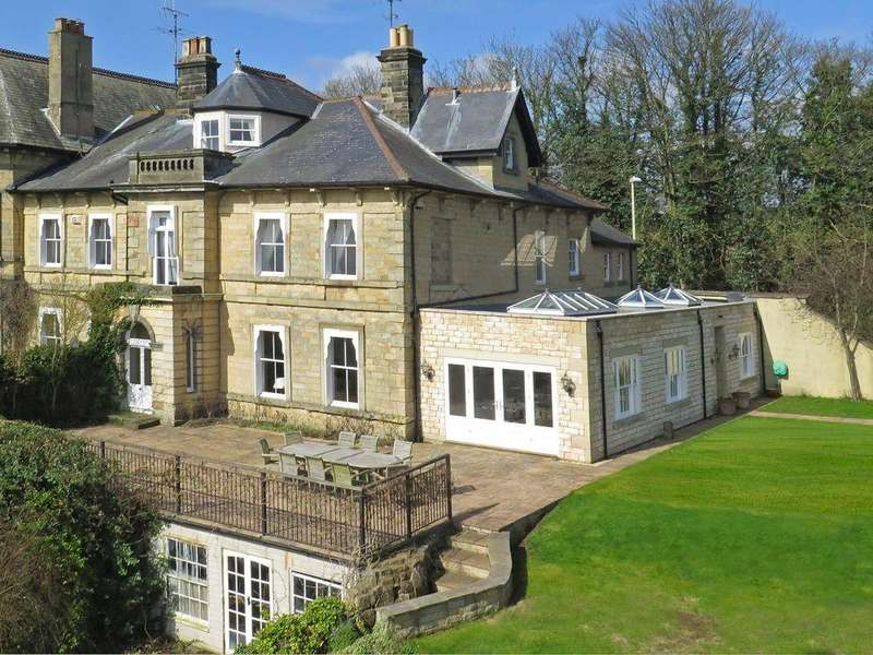 5 Bedrooms Town House for sale in Beech Brow, 31 York Road, Malton, YO17 6AX