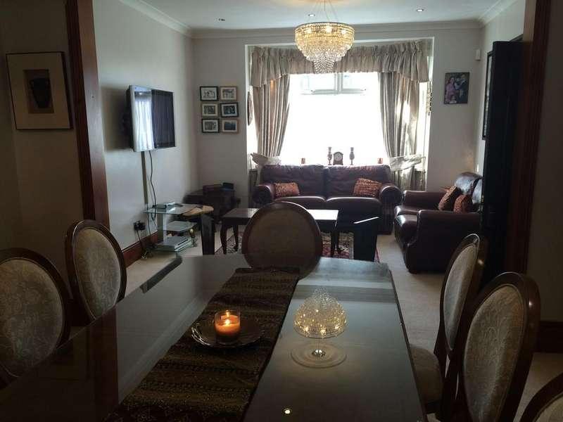 5 Bedrooms House for rent in Newbury Park IG3