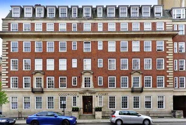 1 Bedroom Flat for sale in Goodwood Court, Devonshire Street, Marylebone, London W1W