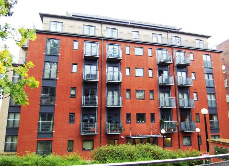 2 Bedrooms Apartment Flat for sale in Rouen Road, Norwich