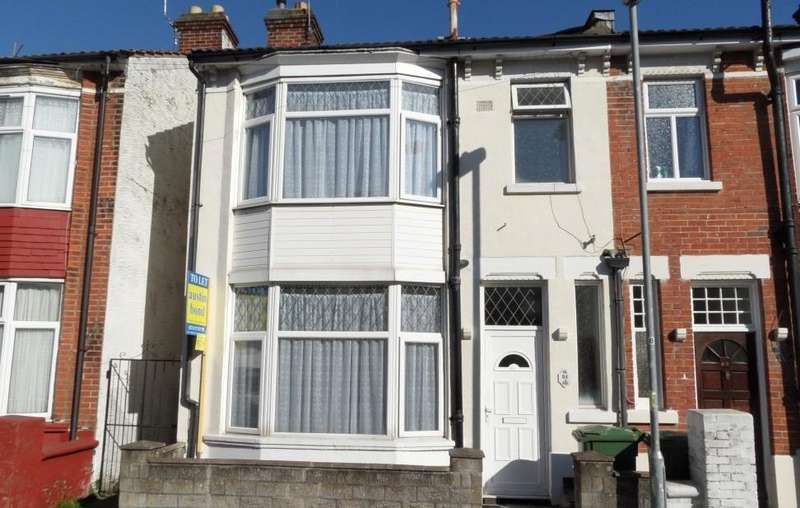 3 Bedrooms Terraced House for sale in St Augustine Road, Southsea PO4