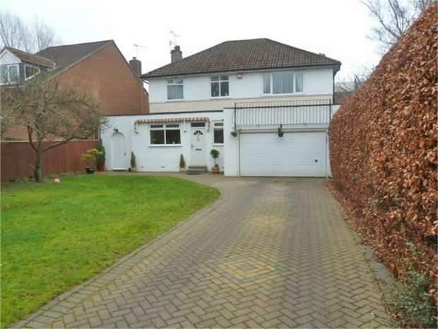 3 Bedrooms Detached House for sale in Park Drive, Melton Park, Newcastle upon Tyne, Tyne and Wear