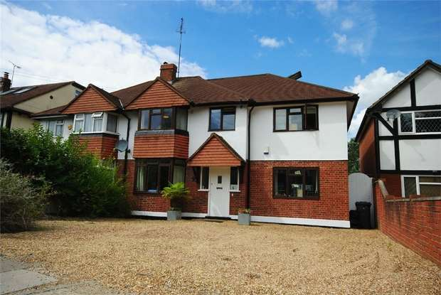 5 Bedrooms Semi Detached House for sale in Willow Way, Twickenham