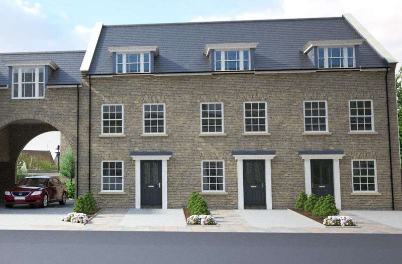 4 Bedrooms Town House for sale in St Johns Street, Hertford SG14