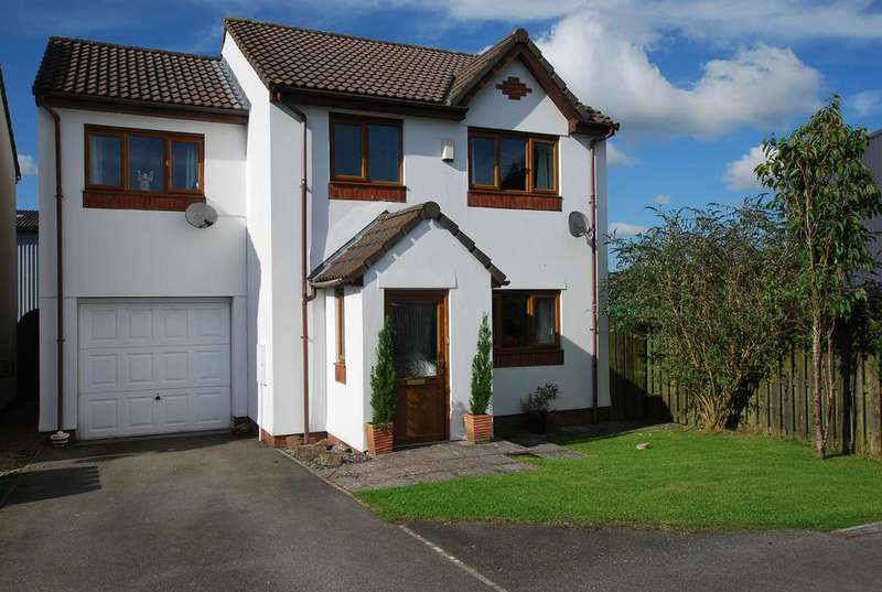 4 Bedrooms Detached House for sale in Willow Grove, Stibbs Cross EX38