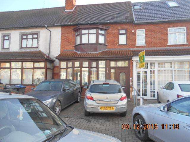 4 Bedrooms Terraced House for sale in Mansel Road, Small Heath, Birmingham B10