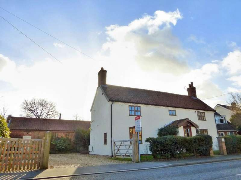 4 Bedrooms Detached House for sale in Hempnall, Norwich