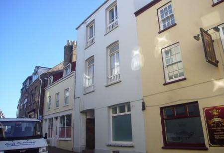 2 Bedrooms Apartment Flat for sale in 37 High Street, Alderney GY9 3TG