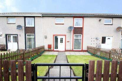 3 Bedrooms Terraced House for sale in Langside Gardens, Polbeth