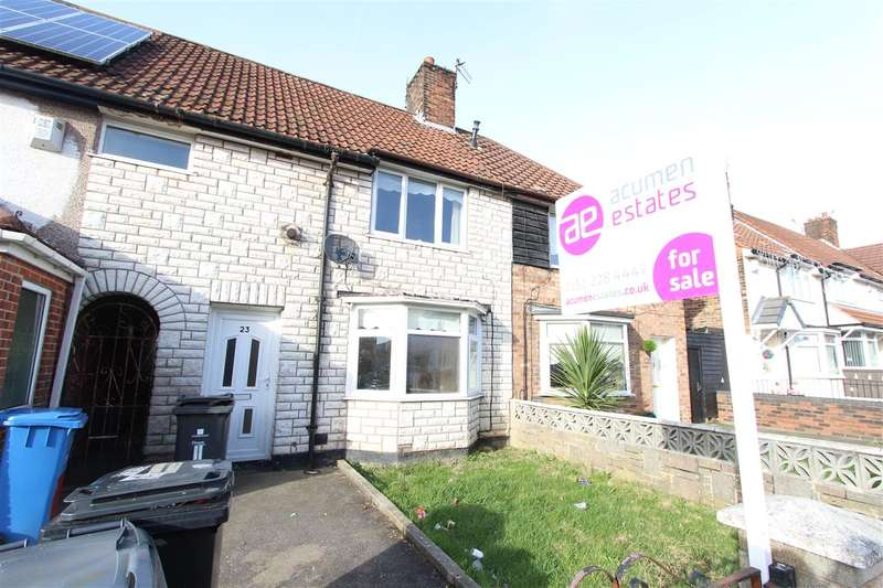 3 Bedrooms Town House for sale in Barford Road, Huyton, Liverpool