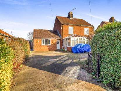 4 Bedrooms Semi Detached House for sale in Martham, Great Yarmouth, Norfolk