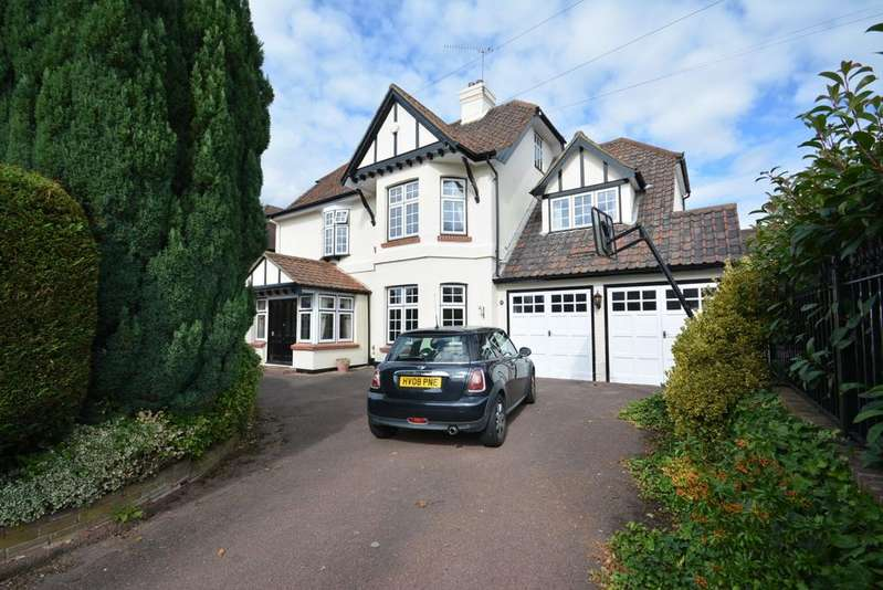 5 Bedrooms Detached House for sale in Ernest Road, Emerson Park, Hornchurch, Essex RM11