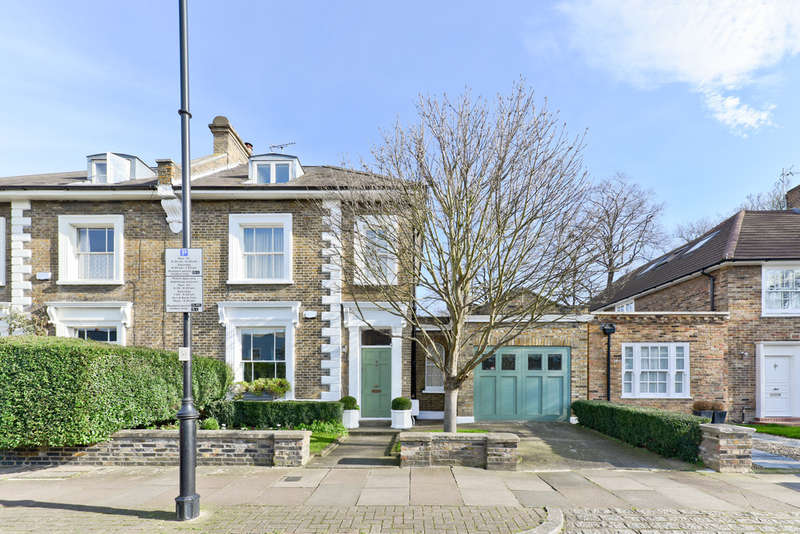 3 Bedrooms Semi Detached House for sale in Grange Grove, N1 2NP