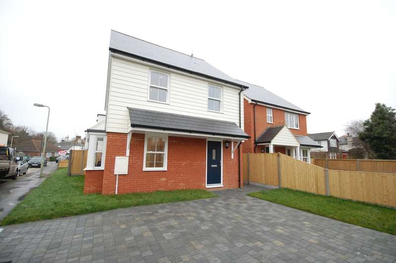 4 Bedrooms Detached House for sale in Glebe Way, Whitstable