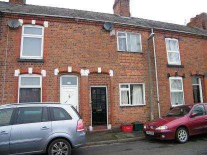 2 Bedrooms Terraced House for sale in Greenall Road, Northwich, Cheshire