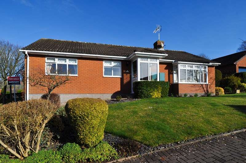 3 Bedrooms Detached Bungalow for sale in Underwood Close, Callow Hill, Redditch