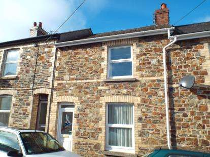 2 Bedrooms Terraced House for sale in Okehampton, Devon, England