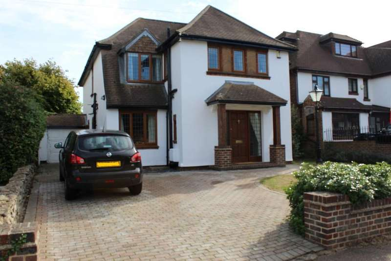 5 Bedrooms Detached House for sale in Windsor Road, Gravesend, Kent DA12