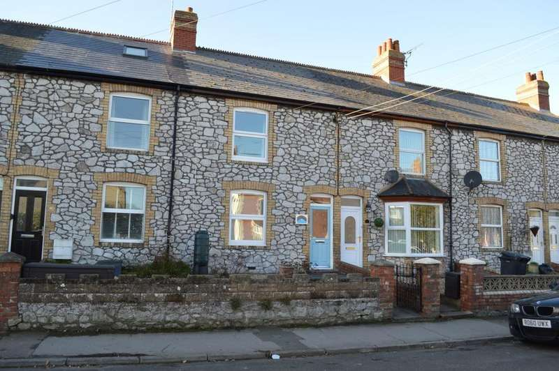 2 Bedrooms Terraced House for sale in Liddymore Road, Watchet TA23