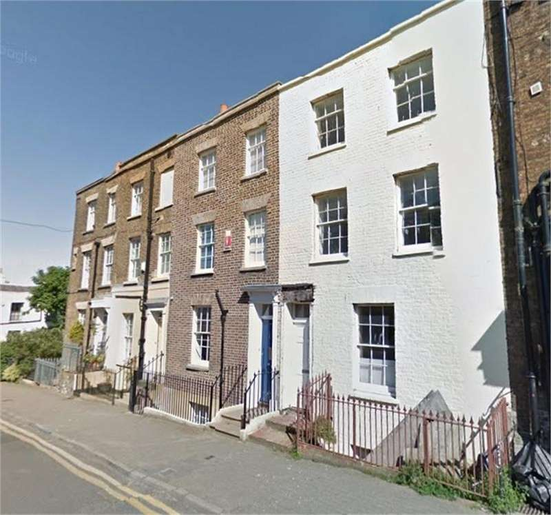 4 Bedrooms Town House for sale in Albion Street, BROADSTAIRS, Kent