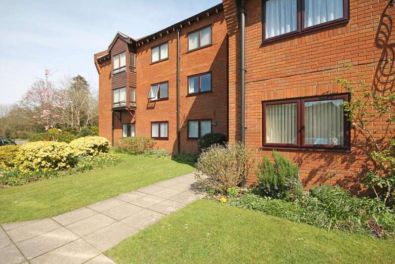 1 Bedroom Retirement Property for sale in High Oaks House, Locks Heath SO31