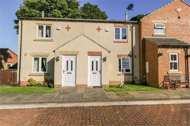 2 Bedrooms House for sale in Cottages, Beck Court, Catterick Garrison, North Yorkshire. DL9 4SB