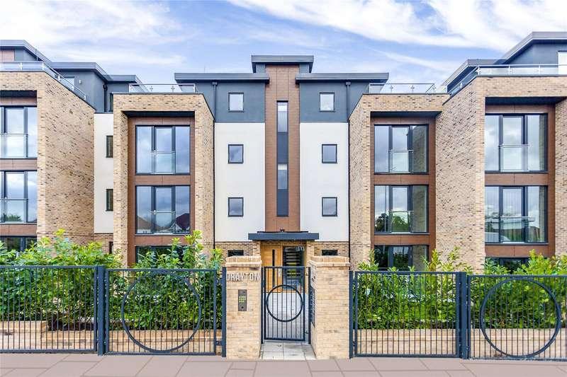 1 Bedroom Flat for sale in Asprey Park, Ashley Lane, Hendon, London, NW4