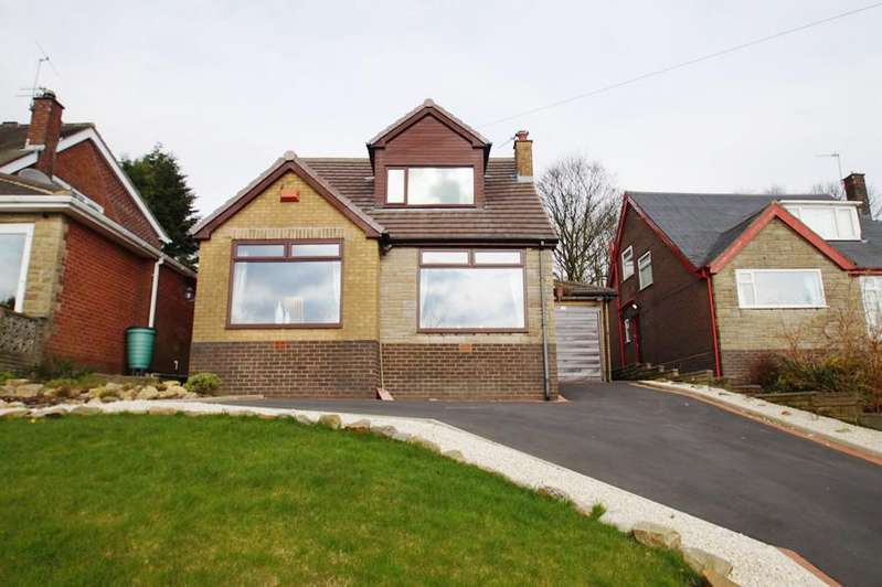 4 Bedrooms Detached House for sale in Rivington Road, Springhead OL4