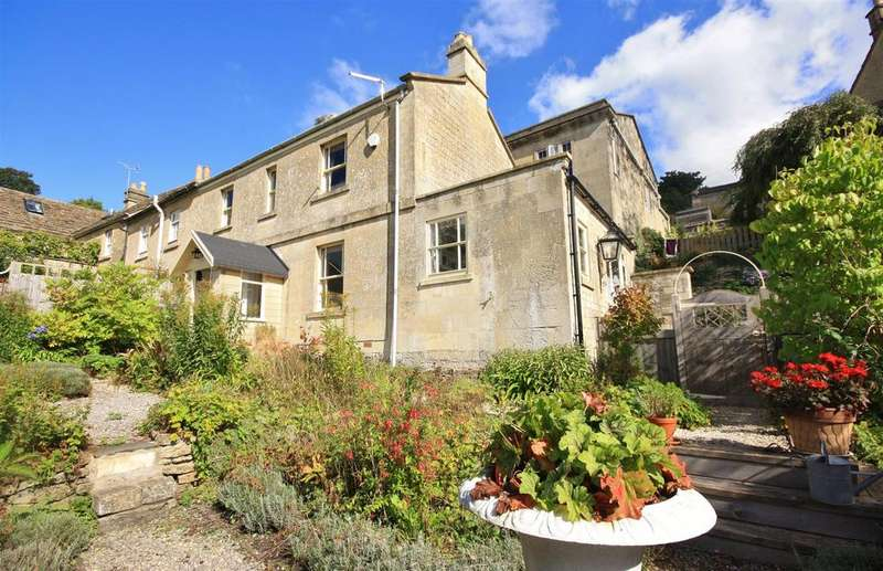 3 Bedrooms Semi Detached House for sale in Wine Street, Bradford-On-Avon