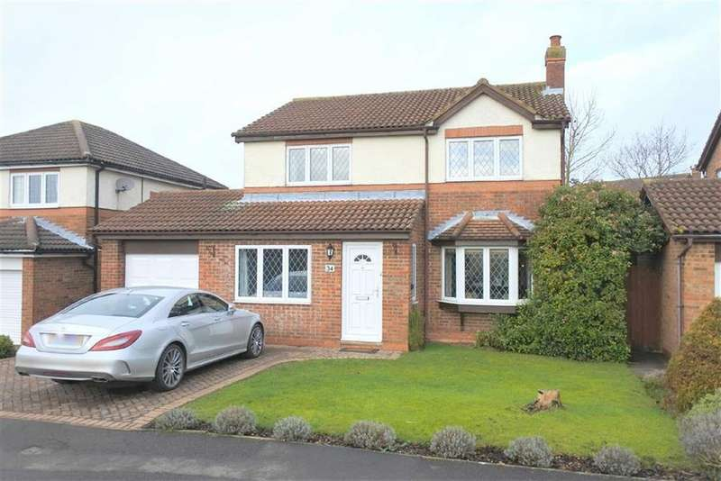 4 Bedrooms Detached House for sale in St James Drive, Northallerton, North Yorkshire