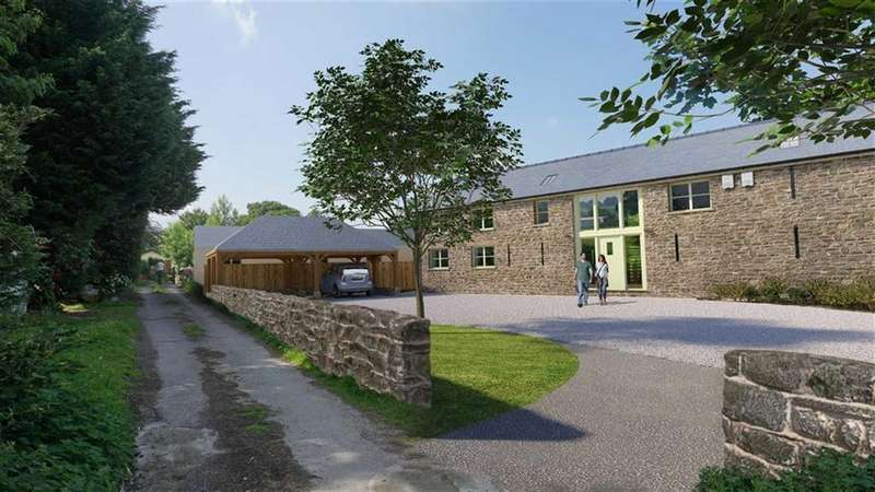4 Bedrooms Detached House for sale in Croesypant, Mamhilad, Monmouthshire