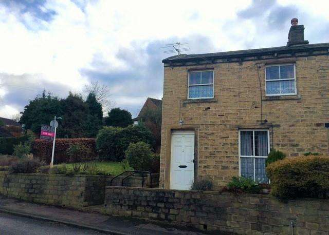 2 Bedrooms Semi Detached House for sale in Fleminghouse Lane, Waterloo, Huddersfield, HD5 8QN